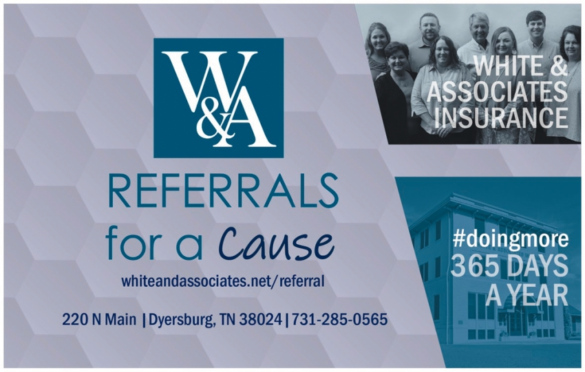 Referrals for a Cause