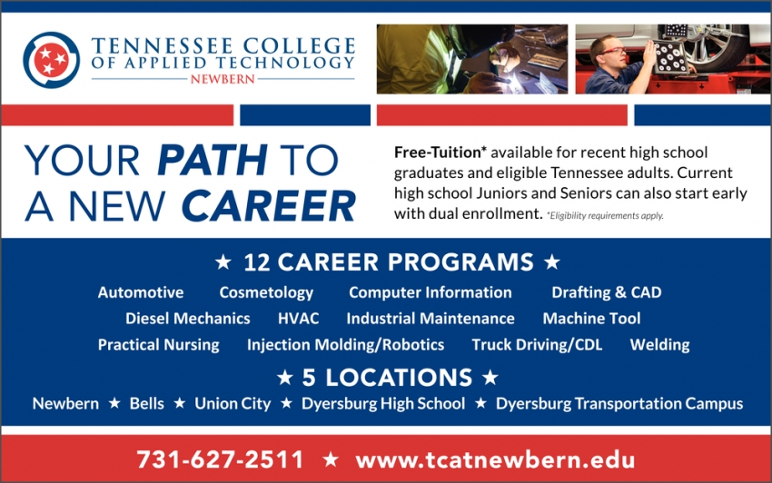 Your Path to a New Career