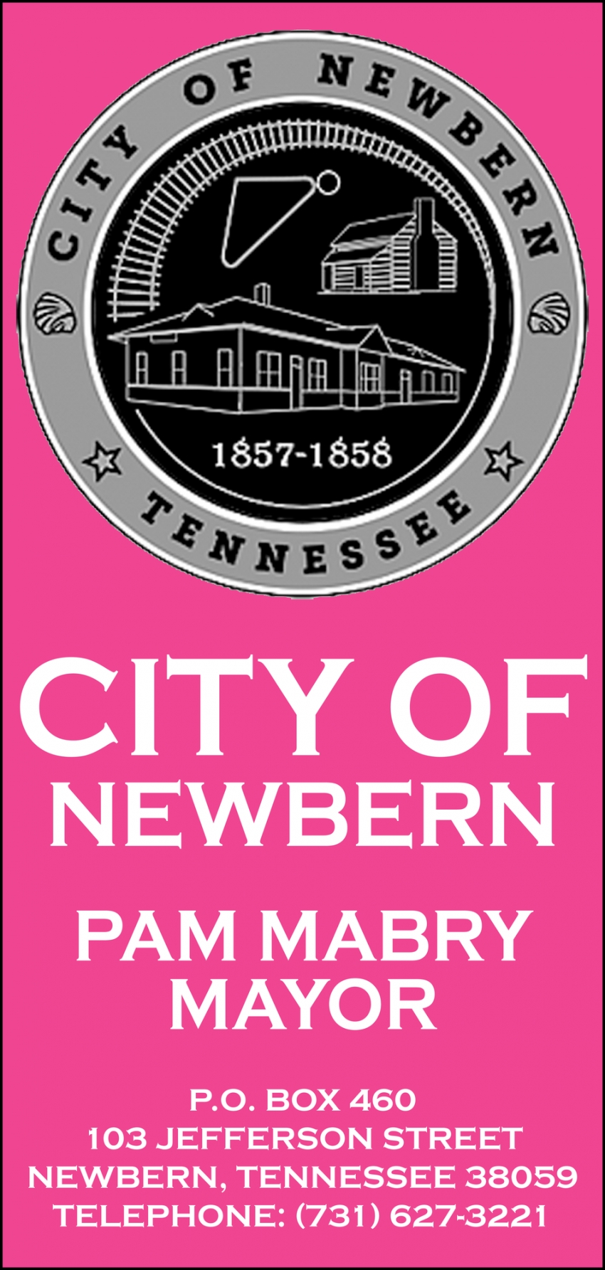 Pam Mabry Mayor
