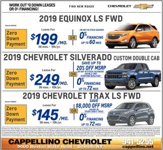 Find New Roads Cappellino Chevrolet Boston Ny