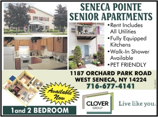 Seneca Pointe Senior Appartments