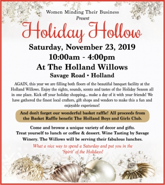 Holiday Hollow