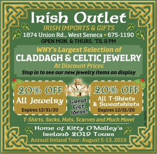 Irish Imports & Gifts