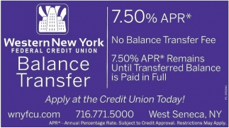 Apply At The Credit Union Today!