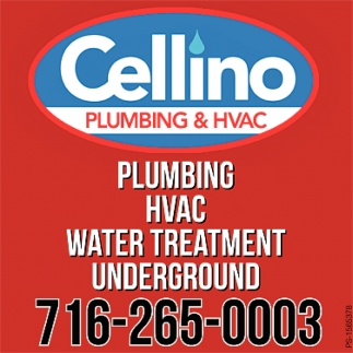 Plumbing - HVAC - Water Treatment