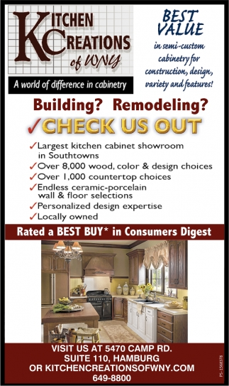 Building? Remodeling? Check us out!