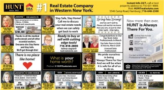 #1 Real Estate Company In Western New York