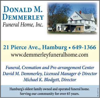 Funeral, Cremation And Pre-arrangement Center