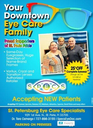 Your Downtown Eye Care Family