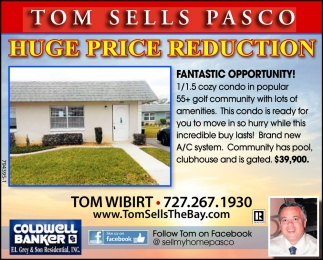 HUGE PRICE REDUCTION