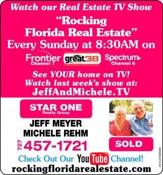 Watch Our Real Estate TV Show