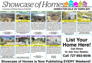 List Your Home Here!