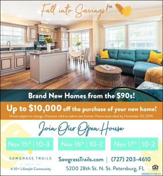 Brand New Homes