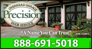 Overhead Garage Door Service