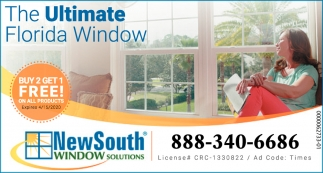 The Ultimate Florida Window