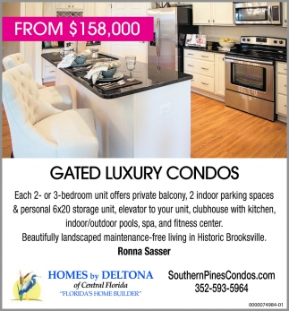 Gated Luxury Condos