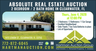 Absolute Real Estate Auction