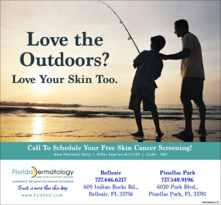Love The Outdoors? Love Your Skin Too
