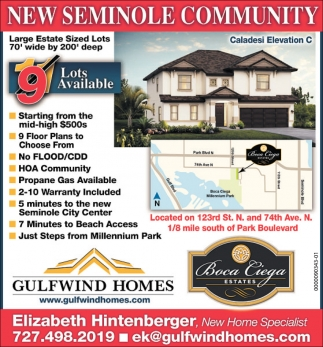 New Seminole Community