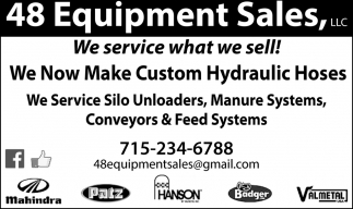 We Service What we Sell