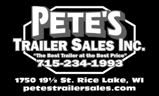 The Best Trailer at the Best Price