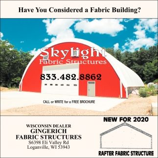 Have You Considered a Fabric Building?