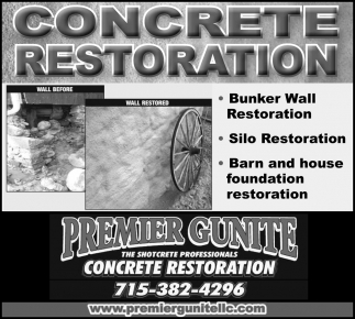 Concrete Restoration