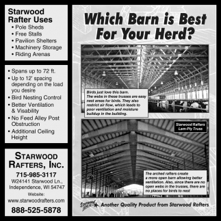 Which Barn is Best for your Herd