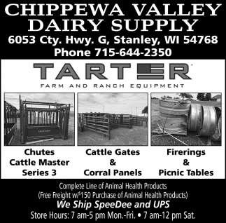 Tarter Farm and Ranch Equipment