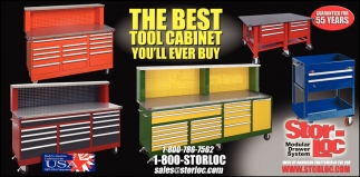The Best Tool Cabinet You'll Ever Buy
