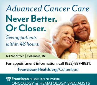 Advanced Cancer Care.