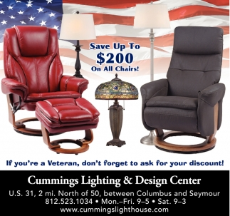 Save Up To $200 On All Chairs!