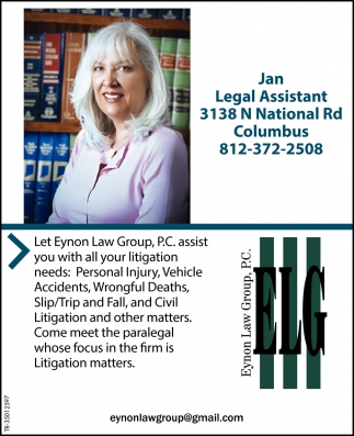 Jan Legal Assistant