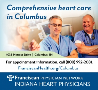 Comprehensive Heart Care In Columbus