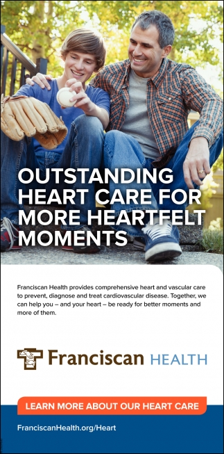 Outstanding Heart Care For More Heartfelf Moments