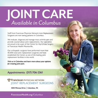 Joint Care