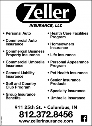 Personal Auto - Health Care Facilities Program - Commercial Auto Insurance