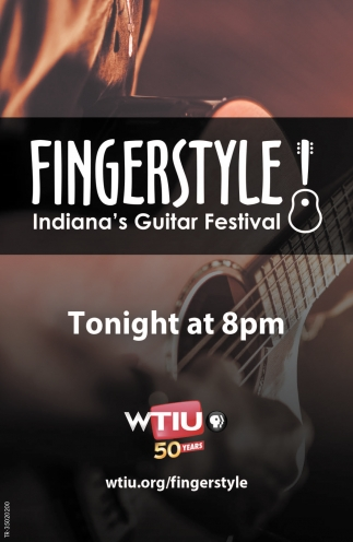 Fingerstyle Indiana's Guitar Festival