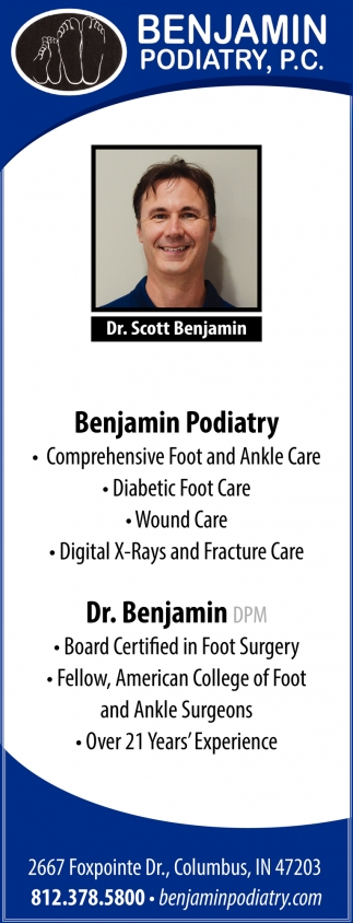 Comprehensive Foot And Ankle Care