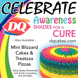Celebrate Awareness Shades For A Cure