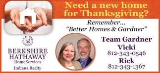 Need A New Home For Thanksgiving?