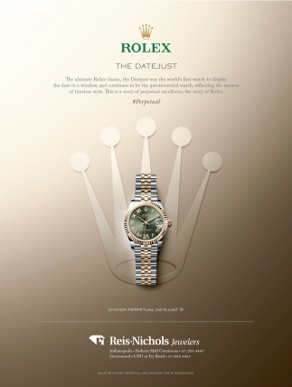 Rolex.. The Date Just.
