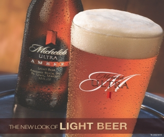The New Look Of Light Beer
