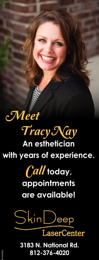 Meet Tracy Nay