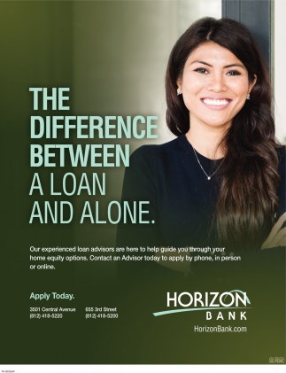 The Diffrence Between A Loan And Alone.
