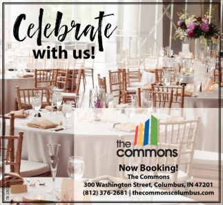 Celebrate With Us!