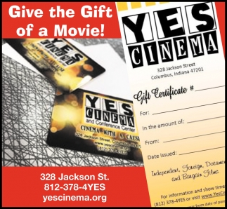 Give The Gift Of A Movie!