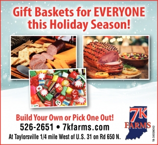Gift Baskets For Everyone The Holiday Season