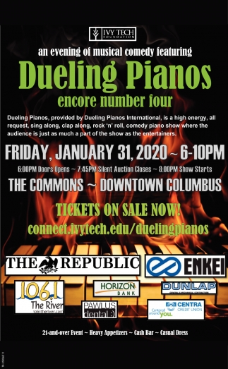Dueling Pianos Encore Numer Four