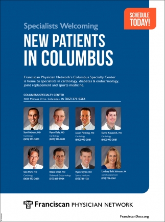 New Patients In Columbus